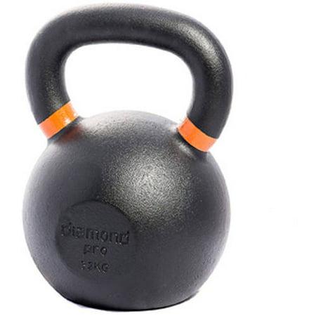 Diamond Pro Kettle Bell, 70 lb 32kg/Orange