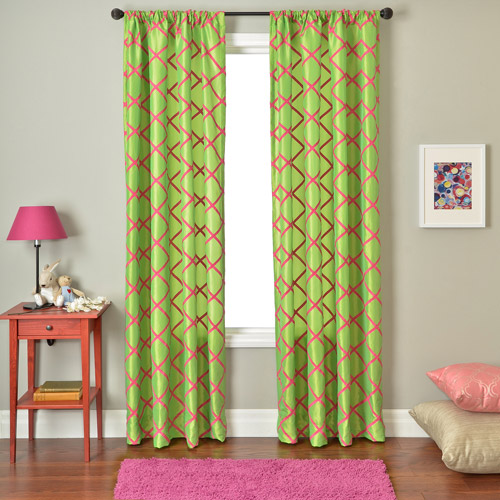 Softline Thurlowe Rod Pocket Curtain Panel