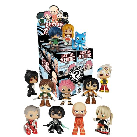 Best of Anime Series 1 Funko Mystery Minis Blind Box Mini (Best Horror Action Anime)