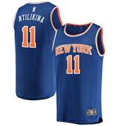 Frank Ntilikina New York Knicks Fanatics Branded Youth Fast Break Replica Jersey Royal - Icon Edition
