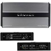 Crunch Power Drive PD4000.4 Bridgeable Amplifier (4,000 Watts Max)