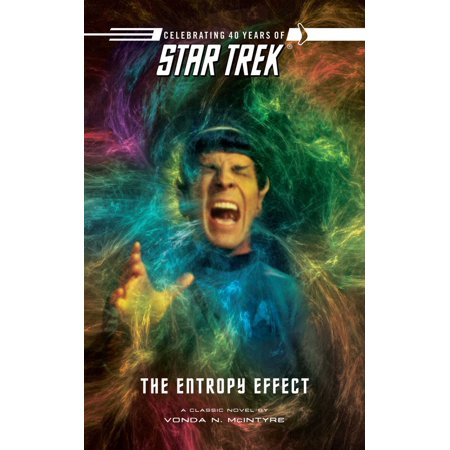 - Star Trek: The Original: The Entropy Effect (Paperback)