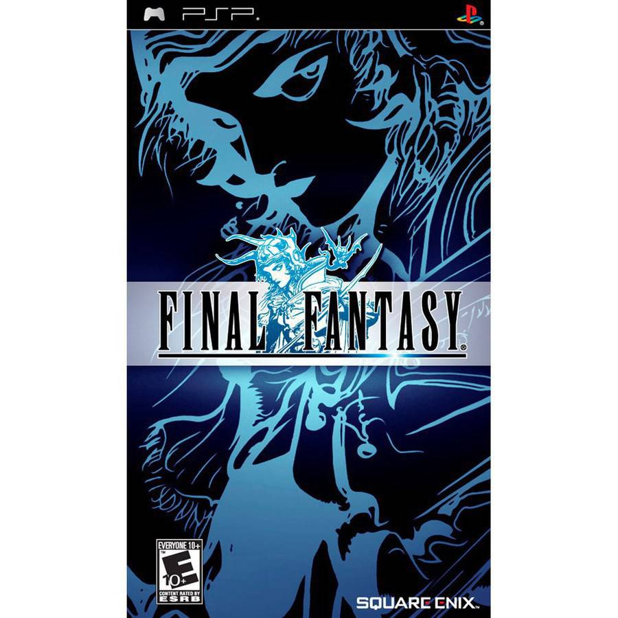 Final Fantasy 1  (psp) - Pre-owned