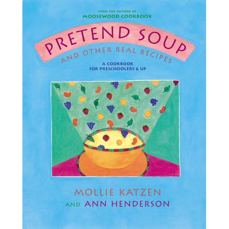Pretend Soup and Other Real Recipes : A Cookbook for Preschoolers and Up - Halloween Art Lessons For Preschoolers