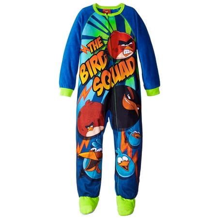 Komar Kids Big Boys' Micro Fleece Blanket Sleeper](Chewbacca Onsie)