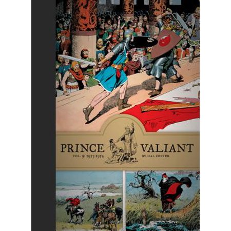 Prince Valiant, Volume 9 : 1953-1954