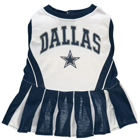 Dallas Cowboys Cheerleader Pet Outfit - Walmart.com 7334f8c36