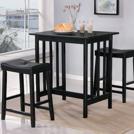 Woodhaven Hill Scottsdale 3 Piece Dining Set Walmartcom