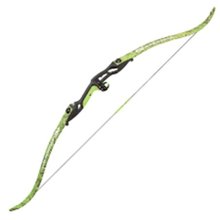 Pse 2018 Kingfisher Bow Right Hand 40 Lbs Dk'd Flo Green