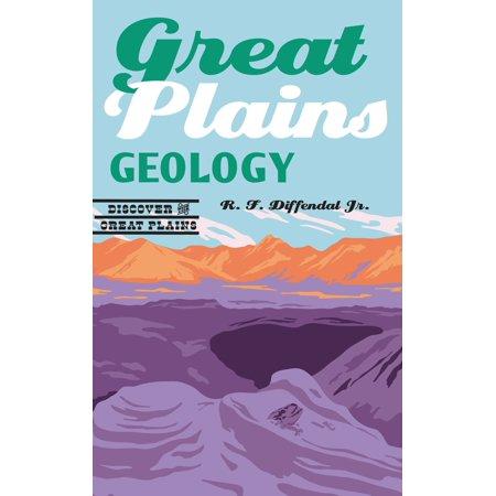 Great Plains Geology - eBook -