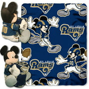 St. Louis Rams Disney Hugger Blanket