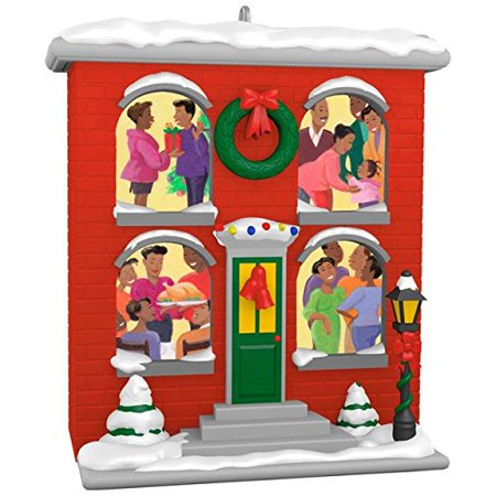 Hallmark House Party Keepsake Christmas Ornaments