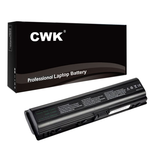 CWK; 12 Cell 8800mAh High-Capacity Battery for HP Compaq ...