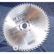 """10"""" Carbide Table Saw Blade 60 Tooth Blades"""