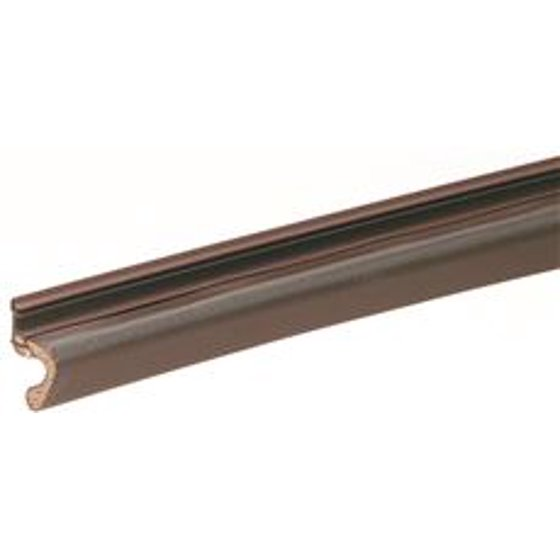 Thermwell DS17H Frost King Kerf-In Door Seal, Bronze, 36