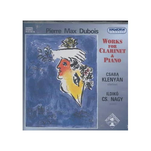 Includes work(s) by Pierre Max Dubois.  Soloists: Csaba Klenyᅢᄀn, Ildiko Cserna.