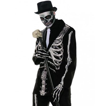 Bone Daddy Adult Halloween Costume - Bare Bones Halloween