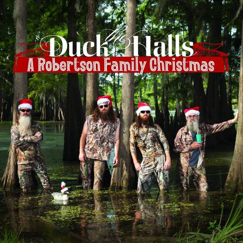 Duck The Halls: A Robertson Family Christmas (Walmart Exclusive)