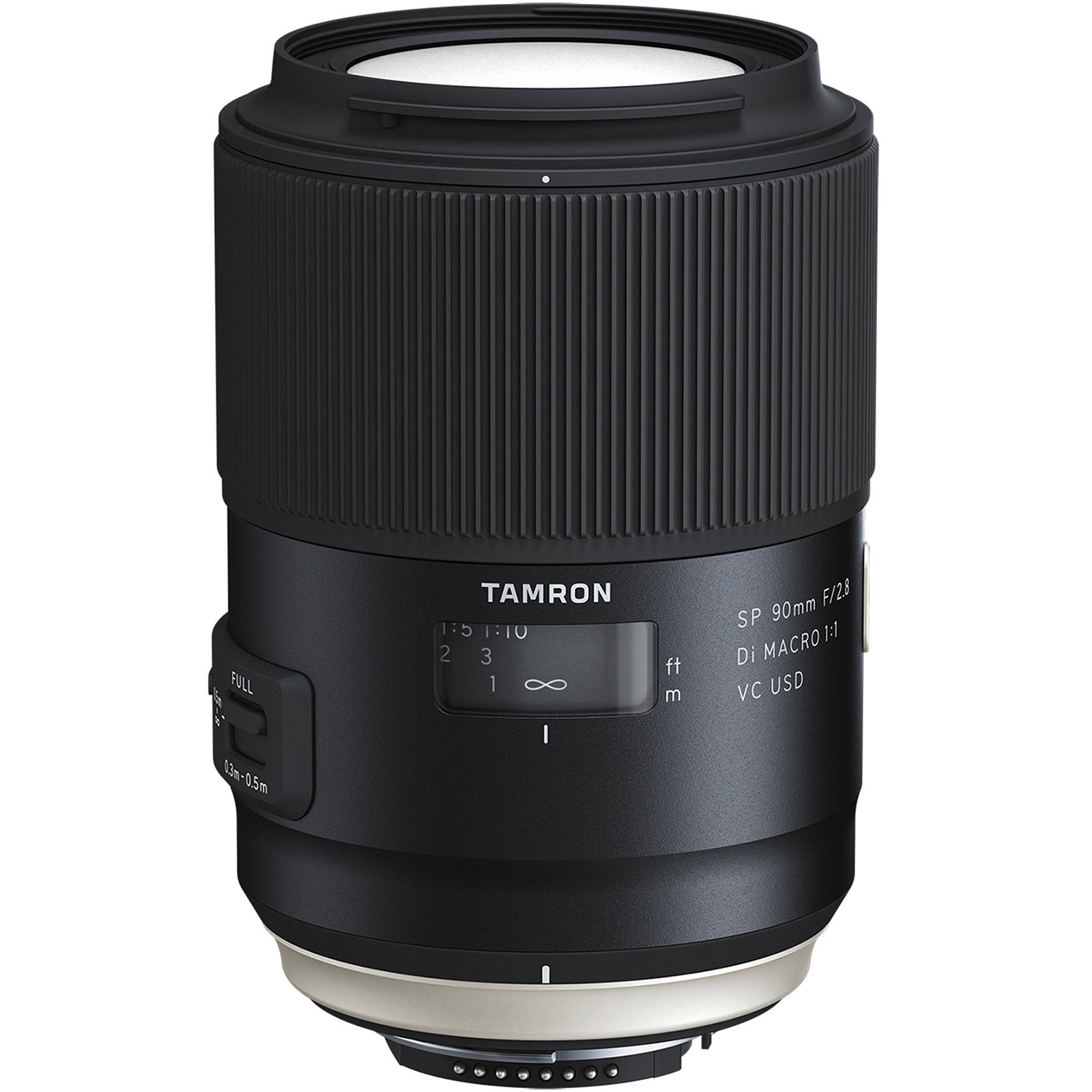 Tamron SP 90mm f/2.8 Di VC USD Macro 1:1 Lens (for Nikon Cameras)