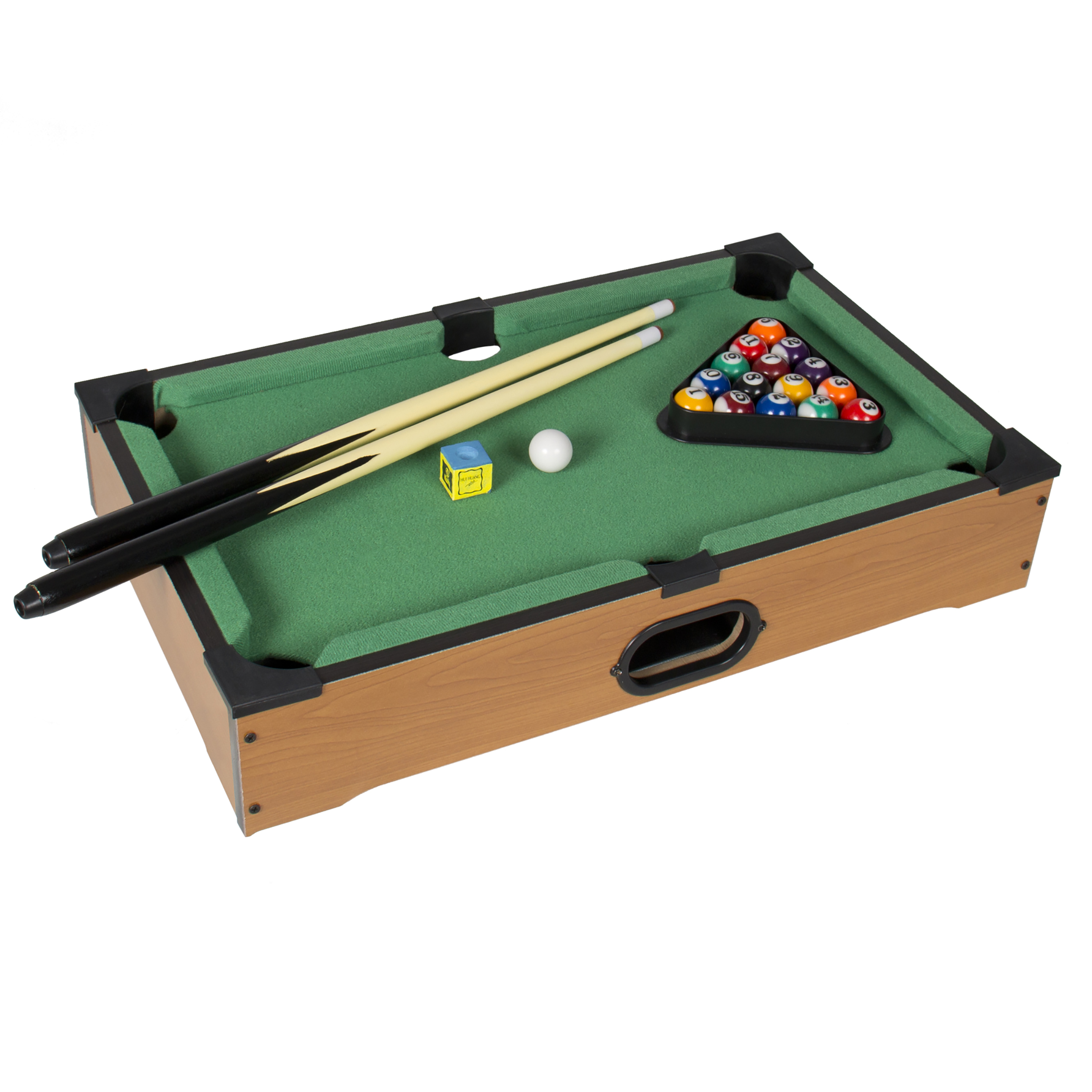 Etonnant Mini Pool Table Game Table Top With Accessories Board Games Billiards Set
