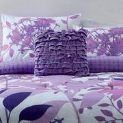 Style 212 Lavender Shadow Cotton Throw Pillow