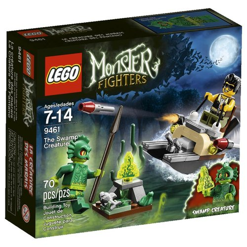 Monster Fighters Swamp Creature Set LEGO 9461