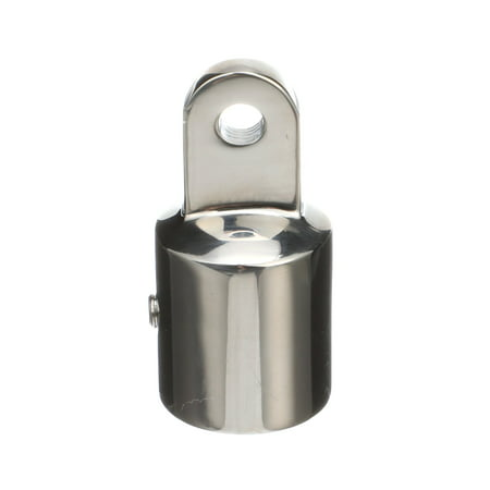 Range Panel End Cap (Seachoice 75801 Stainless Steel External Eye End Cap for Bimini Tops, 7/8-Inch Outside Diameter)