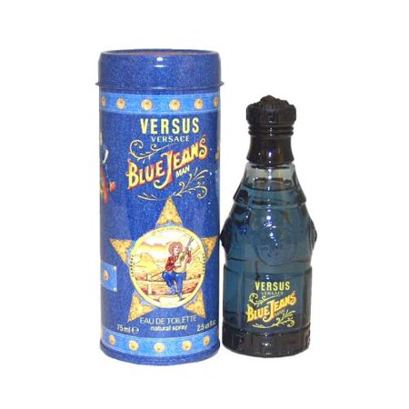 Versace Versus Blue Jeans Cologne for Men,