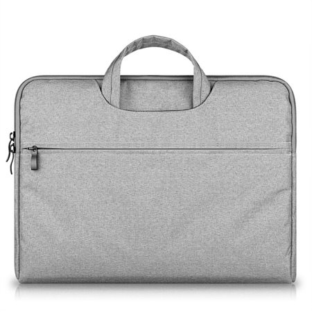 "8092f7dbdc57 N001 Laptop Sleeve Soft Zipper Pouch 11""/12""/13""/15""/15.6"" Bag Case ..."
