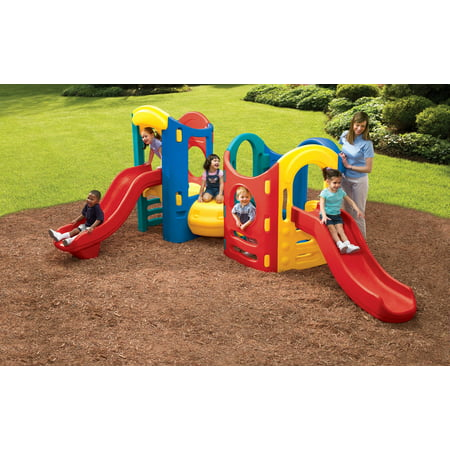 Little Tikes Activity Quest Playground and Jungle Gym for Toddlers