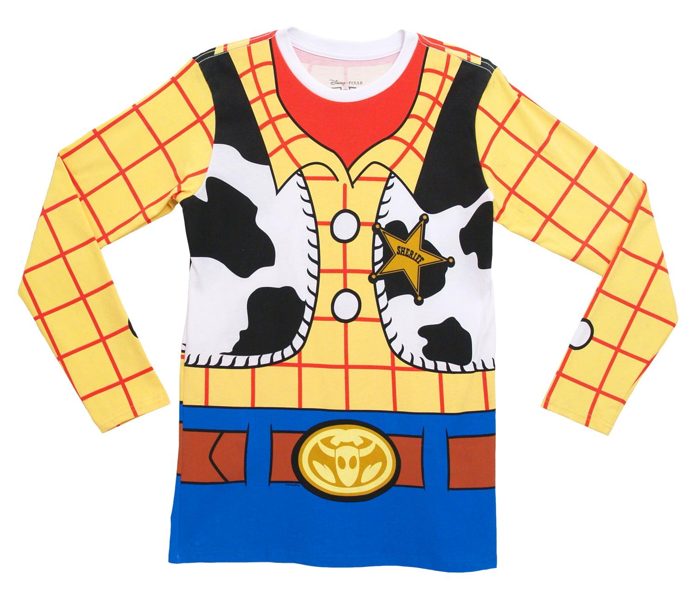 I Am Woody Toy Story Disney Pixar Movie Costume Adult Long Sleeve T-Shirt Tee - Walmart.com  sc 1 st  Walmart & I Am Woody Toy Story Disney Pixar Movie Costume Adult Long Sleeve T ...
