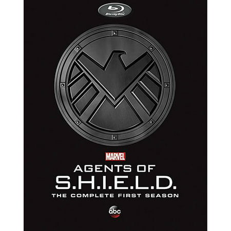Agents of S.H.I.E.L.D.: The Complete First Season (Blu-ray)