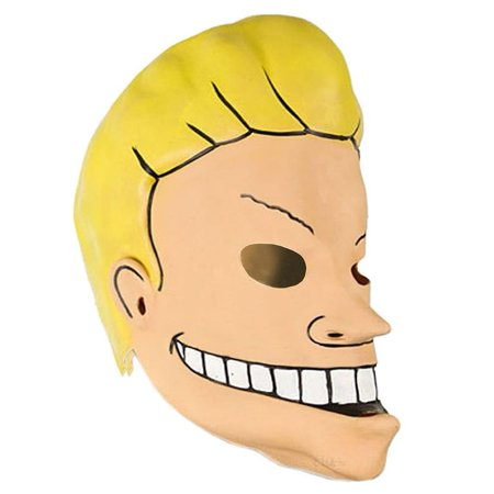 Best deals on beavis and butthead mask superoffers mtv beavis and butt head beavis overhead mask officially licensed costume rubies voltagebd Gallery