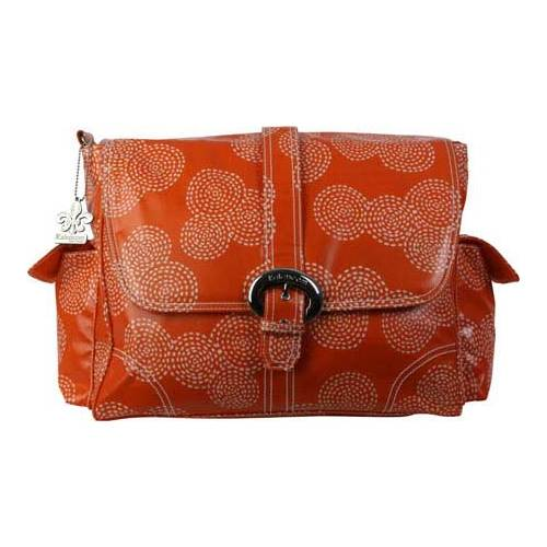 "Women's Kalencom Matte Coated Buckle Bag  14"" x 11"" x 6"""