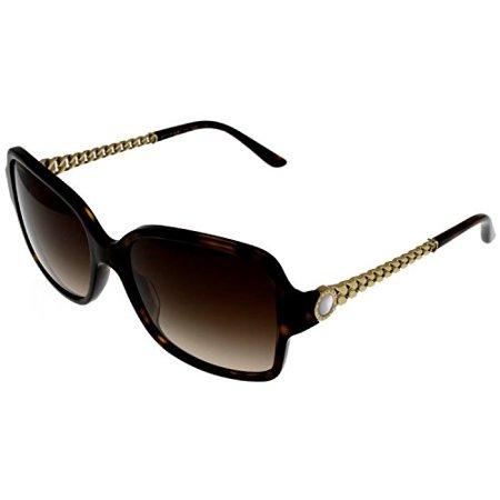 Bvlgari Sunglasses Womens BV8125H 504/13 Rectangular Size: Lens/ Bridge/ Temple: 57-16-135