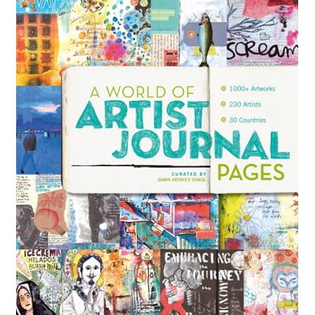 World of Artist Journal Pages: 1000+ -