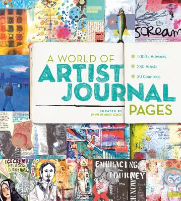 World of Artist Journal Pages: 1000+ Artworks