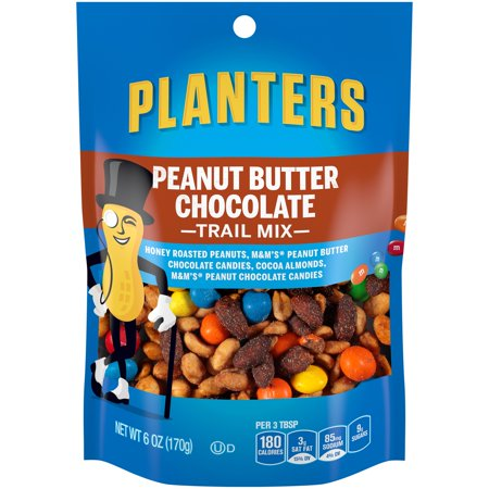 Planters Trail Mix UPC & Barcode | upcitemdb.com on