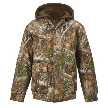 Master Sportsman Frontier Insulated Jacket Medium RealTree Edge