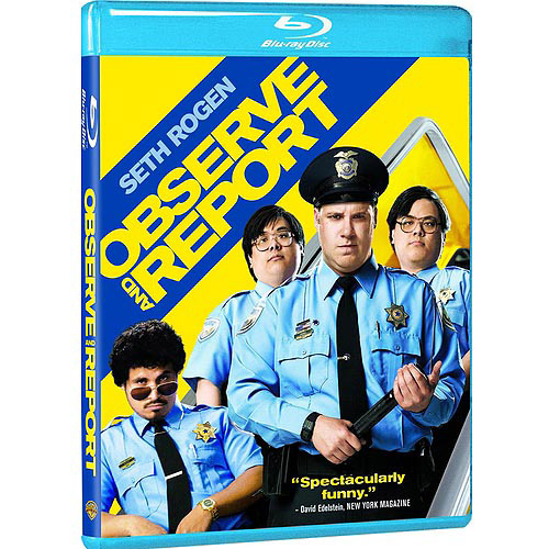 Observe And Report (Blu-ray) (Widescreen)
