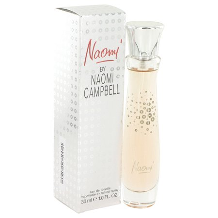 Naomi By Naomi Campbell Eau De Toilette Spray 1 Oz 30 Ml Women
