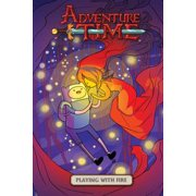 Adventure Time Original Graphic Novel Vol. 1: Playing With Fire - eBook