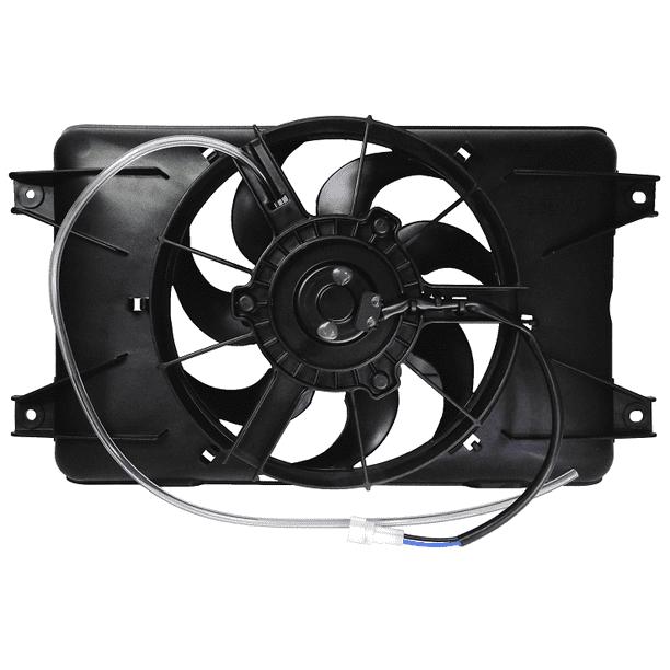 2014 2020 Yamaha Viking 700 Wolverine Oem Radiator Cooling Fan 1xd E2405 00 00 Walmart Com Walmart Com