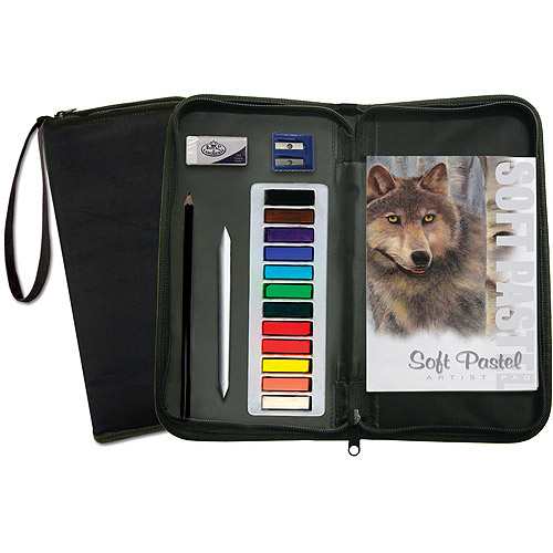 Royal Langnickel Keep N Carry Artist Set, Color Soft Pastel