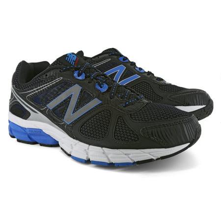 online store 74725 5bfd3 Men's 670 V1 Running Black/Blue/White M670BB3