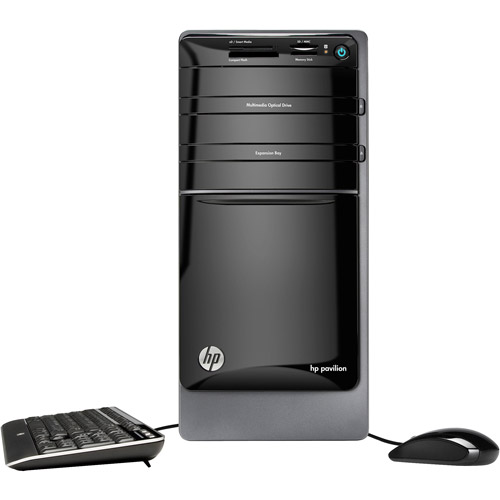 HP Pavilion P7-1235 Desktop PC with AMD Quad-Core A8-5500 Accelerated Processor, 8GB Memory, 1TB Hard Drive and Windows 7 Home Premium (Monitor Not Included)