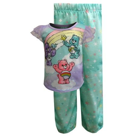 Care Bear Mint Green Toddler (Care Bears Pajamas)