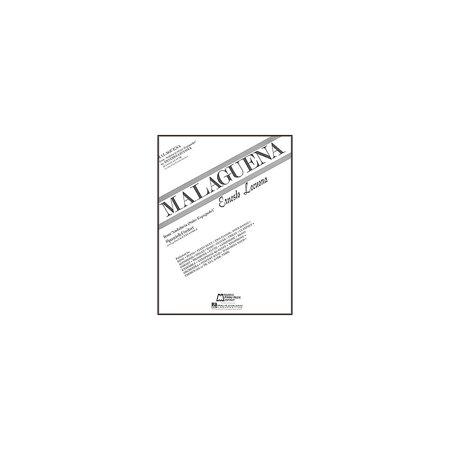 Edward B. Marks Music Company Lecuona: Malaguena Sheet Music For Classical Guitar Book ()