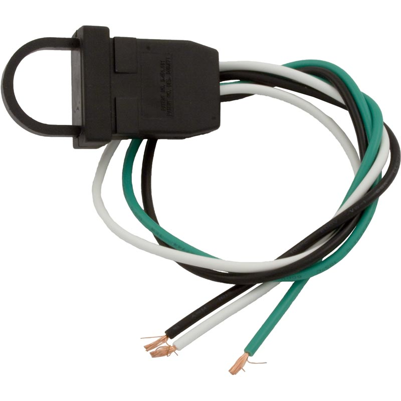 """Engineered Source Mini 18/3 x 9"""" 230V Female Blower Cord"""