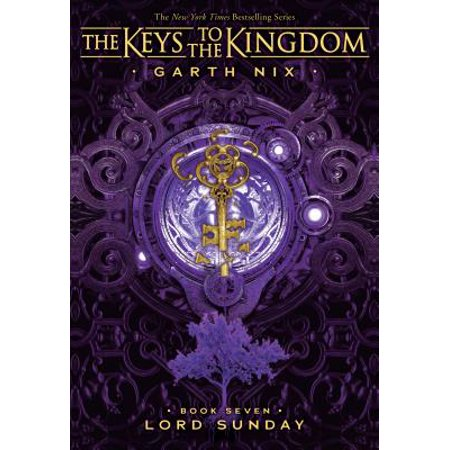 Lord Sunday (Keys to the Kingdom #7)